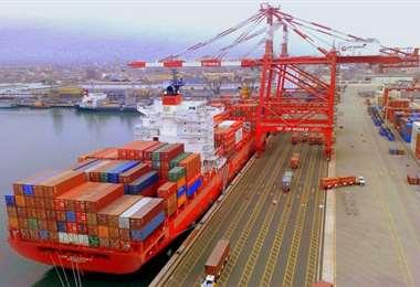 La pandemia debilitó el comercio exterior de Perú
