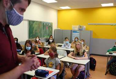 Italia alista el retorno a clases. Foto Internet