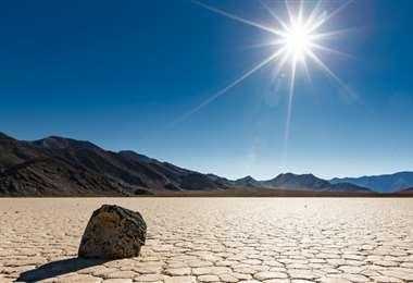 El Valle de la Muerte. Foto Internet