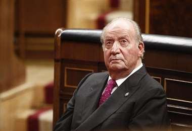 El rey emérito español. Foto Internet