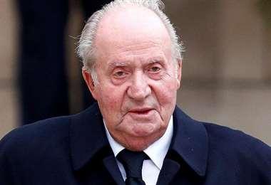 El rey emérito de España. Foto Internet