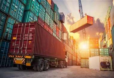 El comercio internacional registra un leve repunte, según el INE (Foto: Internet)