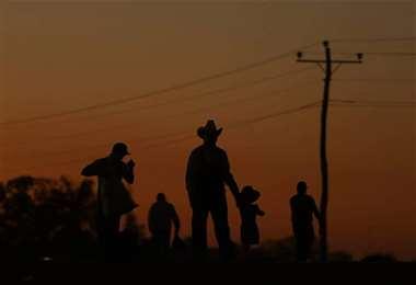 En la parte productiva y económica también se ven afectados. Fotos: Jorge Uechi