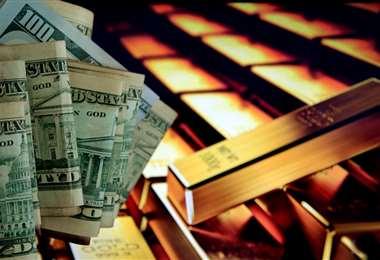 La búsqueda de certidumbre y buenos rendimientos impulsan el valor del oro (Foto: Ricardo Montero)