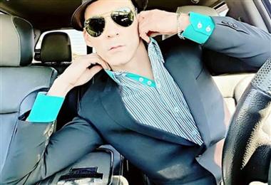 El actor, de 33 años, participó en 33 obras en Bolivia
