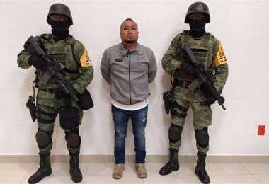 El 'Marro', líder del poderoso cartel dedicado al tráfico de combustible en México