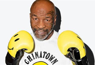 Tyson está listo para volver al ring