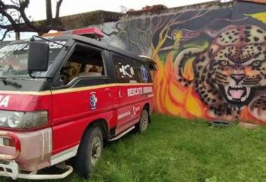 El vehículo de rescate todavía precisa ciertas mejoras, según la FRU