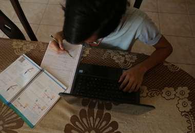 El futuro educativo de los chicos sigue sin estar claro