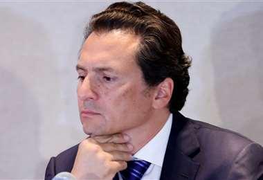 El extitular de Pemex. Foto El Universal