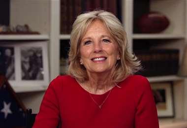 Jill Biden es la esposa del candidato demócrata a la presidencia de EEUU