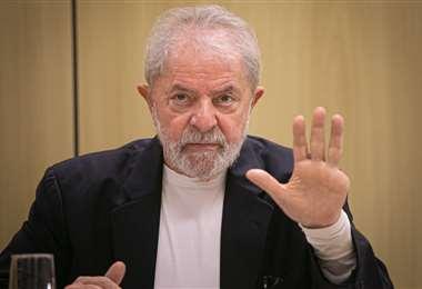 El exmandatario brasileño. Foto Internet
