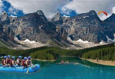 Tras cinco meses, el turismo de aventura fue autorizado en Perú. Foto Internet