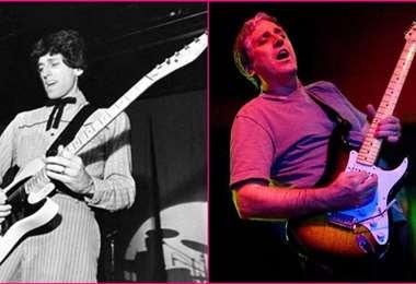Jack Sherman, guitarrista que tocó en el primer álbum de los Red Hot Chili Peppers