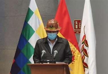 Marcelo Tellería, nuevo Viceministro de Políticas Mineras, Regularización y Fiscalización