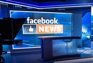 Facebook News crece. Foto Internet