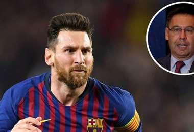 Messi y Barcelona se separan después de 16 años. Foto: internet