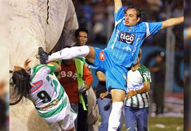 La patada de Jáuregui le dio a Media en 2009
