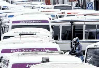 Trufis y Minibuses quieren ampliar su capacidad