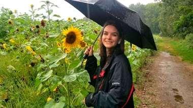La joven fue asesinada en Virginia, EEUU