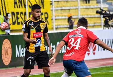 Saúl Torres se unirá a la selección boliviana. Foto: Internet
