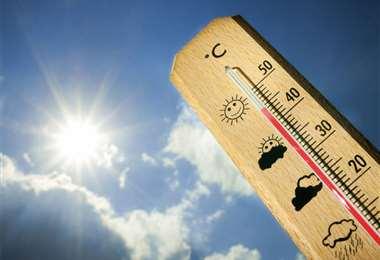 Altas temperaturas en la Tierra. Foto Internet