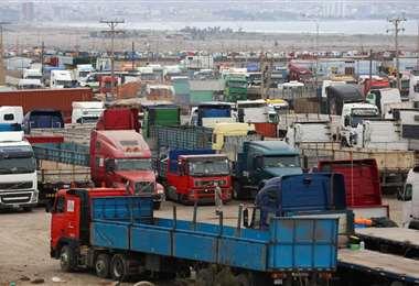 El sector del transporte pesado se declara en estado de emergencia en defensa del agro