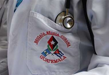 Analizan en Guatemala la cooperación cubana. Foto Prensa Latina
