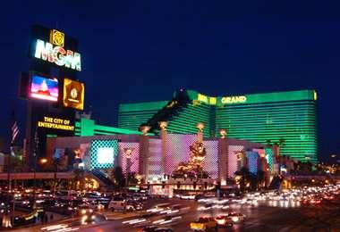 Uno de los casinos de MGM. Foto Internet