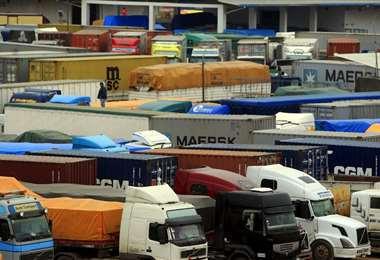 El transporte pesado pide un fondo para aliviar la iliquidez sectorial /Foto: Jorge Uechi