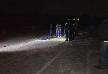 El cuerpo fue encontrado a orillas del río Piraí