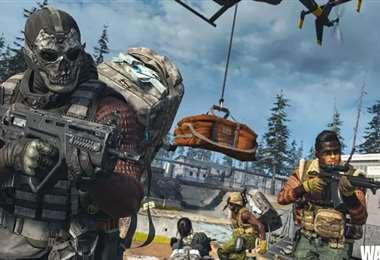Una imagen del juego Call of Duty: Warzone. Foto Internet