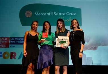 El Banco Mercantil Santa Cruz fue reconocido por GPTW en 2019