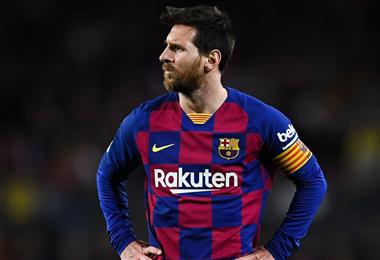 Messi confirma que quiere marcharse del Barza