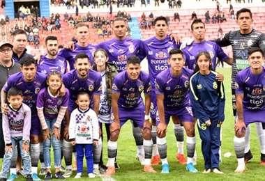 Real Potosí podría retornar al trabajo en septiembre. Foto: internet