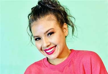 Vania Taborga tiene 26 años y nació en Cotoca