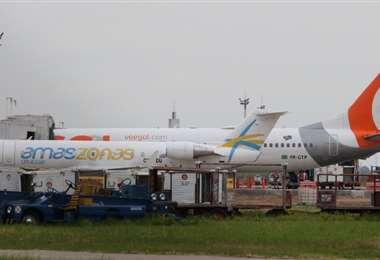 Aerolíneas foráneas avanzan en la aprobación del protocolo de bioseguridad