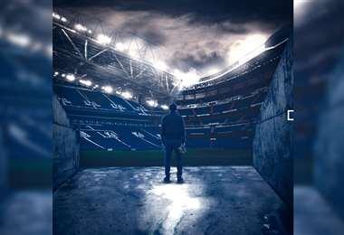 La fotografía que Casillas colgó en sus redes sociales para despedirse. Foto: @IkerCasillas