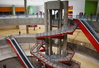 El Megacenter en Tarija demandó una inversión de 15 millones de dólares