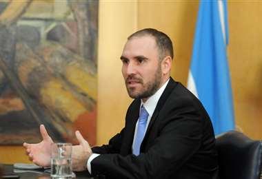 El ministro de Economía Martín Guzmán lideró las negociaciones con los grandes fondos acreedores. Foto Internet