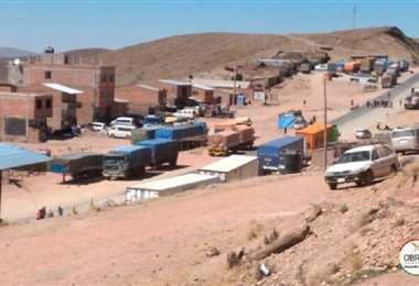 Los aprehendidos en Oruro estaban en poder de Bs 10.000