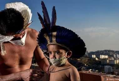 Suprema Corte protege a indígenas de la pandemia
