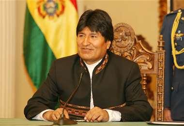 El expresidente fue invitado para participar del acto protocolar por el 6 de agosto