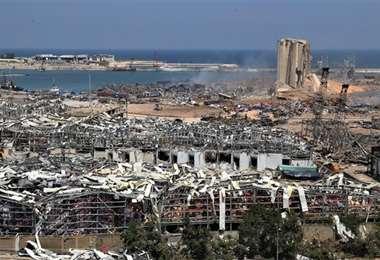 Las explosiones causaron al menos 137 muertos y 5.000 heridos en Beirut