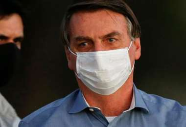 """Bolsonaro tiene """"la conciencia tranquila"""""""