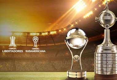 La Copa Libertadores y la Sudamericana mantienen su fecha de reinicio. Foto: Conmebol.com