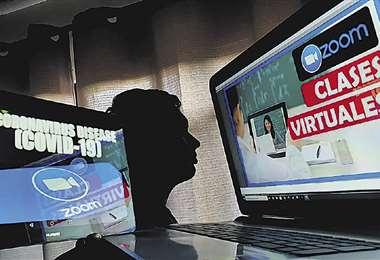 Todo seguirá mediante clases virtuales, pero bajo convenios y para alumnos con acceso a internet.
