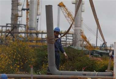 La empresa que busca comprar el energético espera la respuesta de Yacimientos (Foto: EL DEBER)