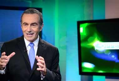 Andrés Oppenheimer es un periodista, escritor y conferencista argentino
