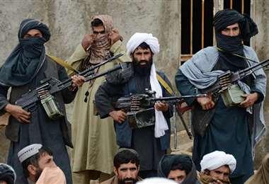 Liberaron a 400 prisioneros talibanes. Foto AFP